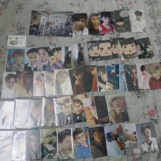 [ARRIVAL] EXO OFFICIAL PHOTOCARDS ARRIVED TODAY~