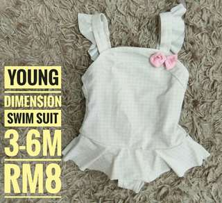 3-6m swimming suit