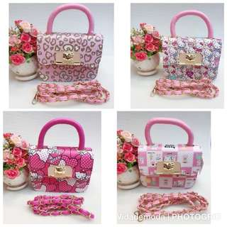 Hello kitty sling/hand bag