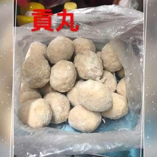 比新竹貢丸更好吃的台北貢丸