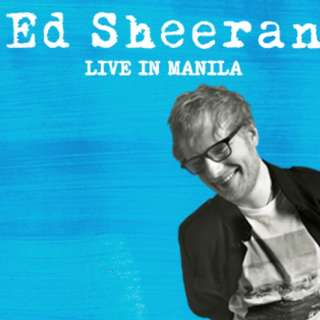 1 Ed Sheeran Silver ticket
