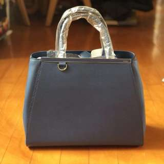 (全新出面無呢個價錢)Fendi 2 jours medium bag