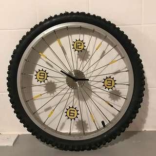 「早造型時鐘」 早期 古董 復古 懷舊 稀少 有緣 大同寶寶 黑松 沙士 鐵件 40年 50年