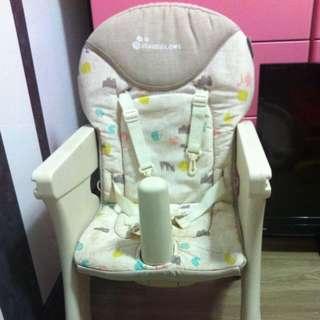Mama Love Baby High Chair