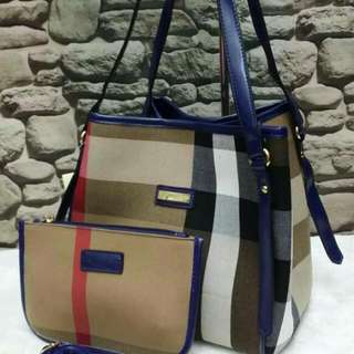 Burberry 2in1 beg