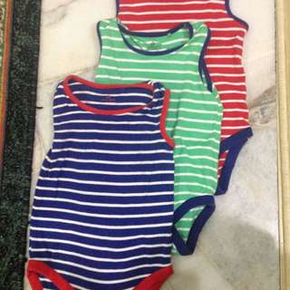 Next Baby Sleeveless Romper