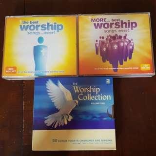 Christian Worship CDs