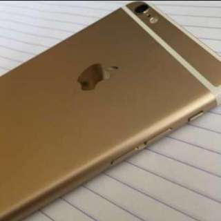 Iphone 6+ Gold 64 GB
