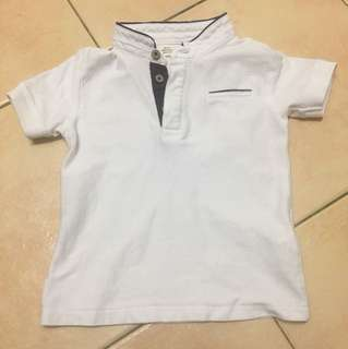 ZARA Kids top (condition like new) size 2-3y 98cm