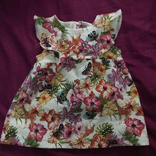 Baby Zara dress