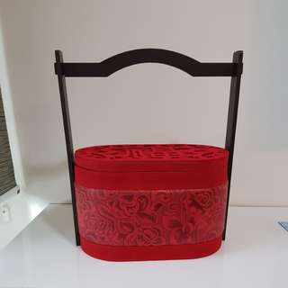 Chinese New Year Basket