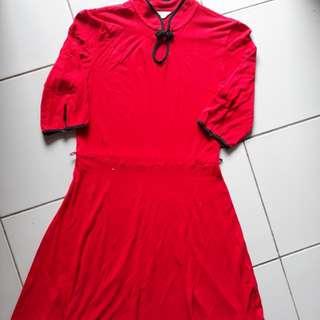 Dress Red #CNY2018