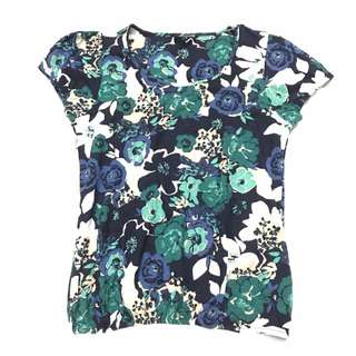 Debenhams Floral Top