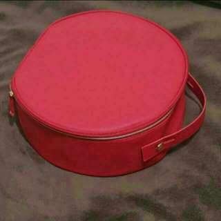 全新 💜 Lancome 大size 化妝袋 Cosmetic Bag (Big Size)