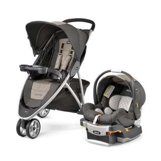Chicco Viaro Travel System (Stroller Only)