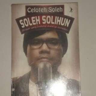 Celoteh Soleh
