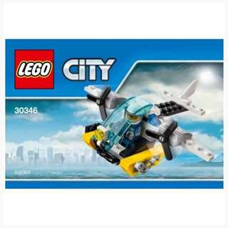 LEGO City Prison Island Helicopter (30346)
