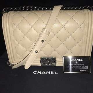 Chanel Boy RHW