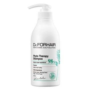 (CLEARANCE SALE) Dr.FORHAIR PHYTO THERAPY SHAMPOO 500ML