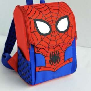 Spiderman Batman Backpack