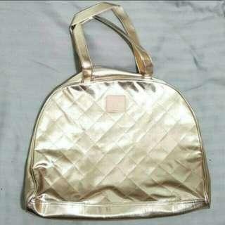 👜 Hello Kitty 香檳色限定版手袋 Handbag