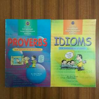 FREE GIVEAWAY Idioms and Proverbs