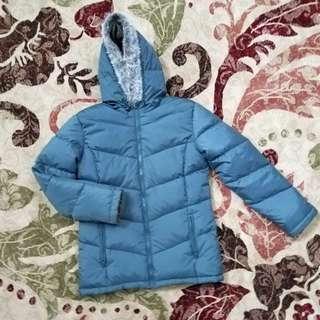 Clockhouse Wind Breaker (jaket/coat) Bulu Angsa