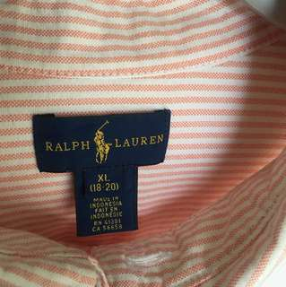 ori Ralph Lauren with very good condition
