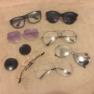 Glasses bundle