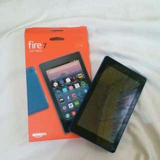 Brand New Amazon Fire 7 with Alexa