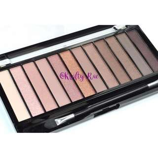✨ INSTOCK SALE: Makeup Revolution Iconic 3 Eyeshadow Palette