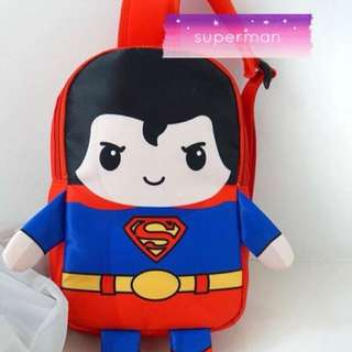 Superhero Kids Backpack