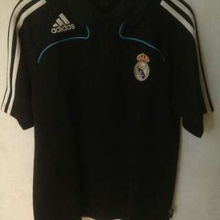 Polo Shirt Adidas Real Madrid Original