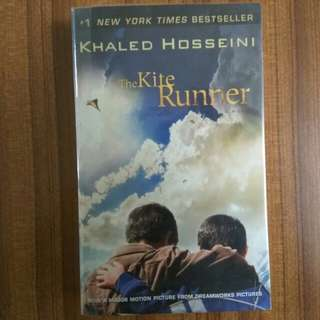 The Kite Runner - Novel and Movie Bundle