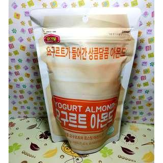 Snack Korea Yogurt Almond