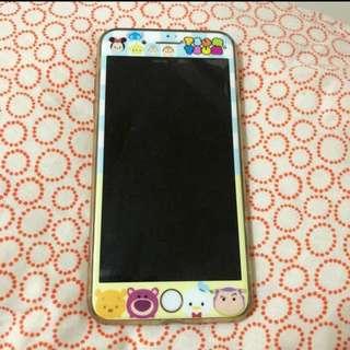 IPhone 7 Plus 128gb 粉紅色 9成新 女仔用機