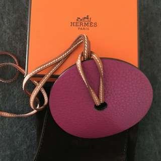 Hermes bag 吊飾