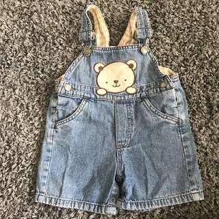Babies overall