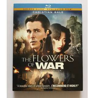 The Flowers of War Blu Ray