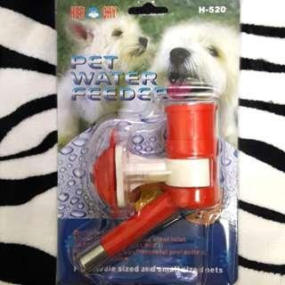 Pet Water Feeder