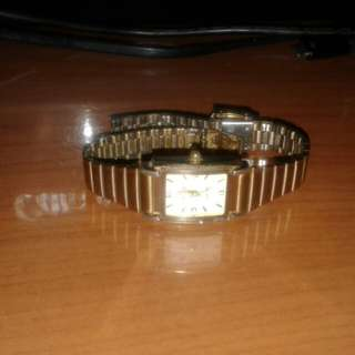 Electro Gold Plated Watch