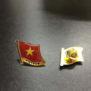 Epoxy Badge Pin