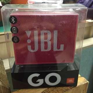 JBL GO Speaker Pink (Brand New)
