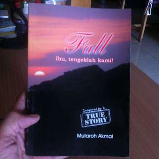 Fall - Mutaroh Akmal