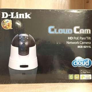 D-link Cloud cam DCS-5211L