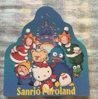Sanrio Puroland memo (33sheets) 1990年