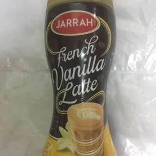 Jarrah French Vanilla Latte