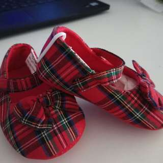 Glen Appin of Scotland Baby girl shoes