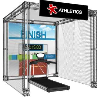 Sports Game Booth for Rent!