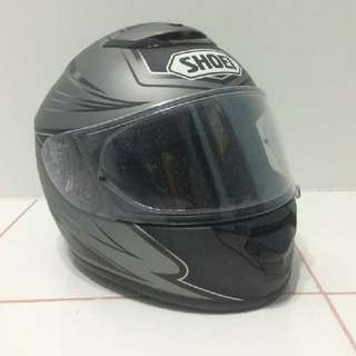 From Japan Rare item Fullface Shoei